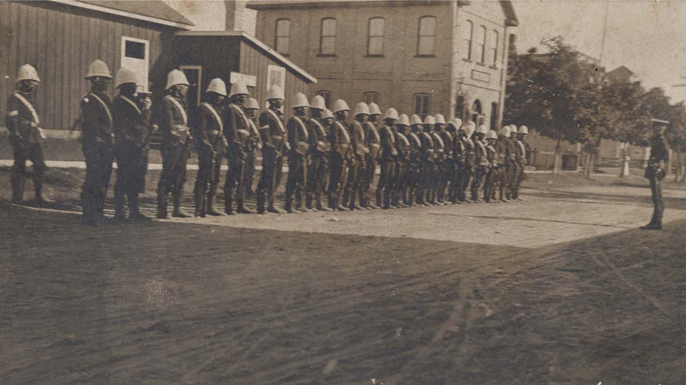 1 Company 32nd Bruce Regiment South