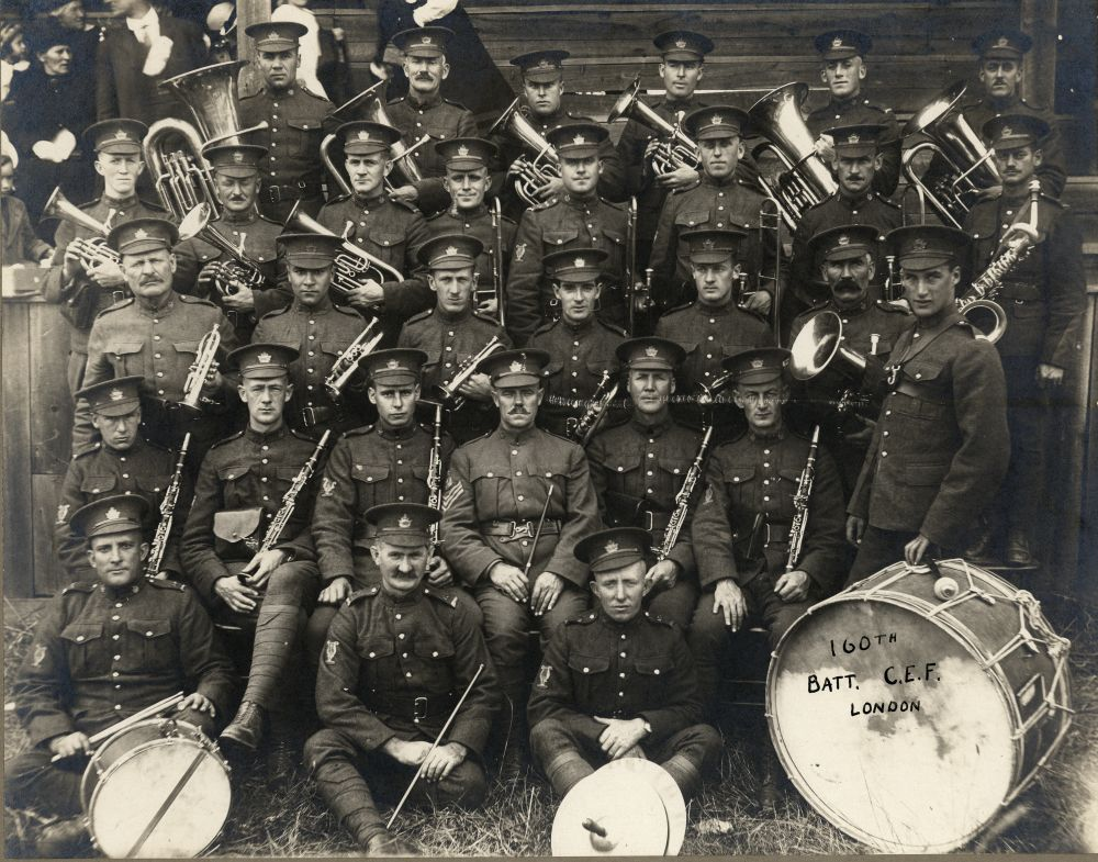 160th Band, London, Ont