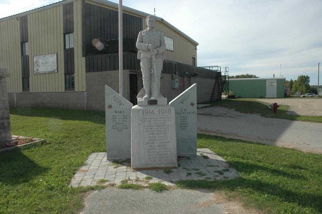 Cape Croker Cenotaph