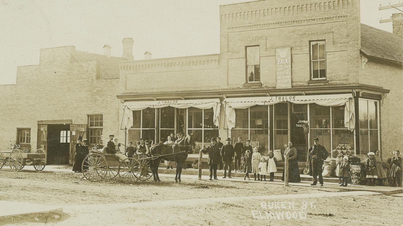 Queen Street, Elmwood