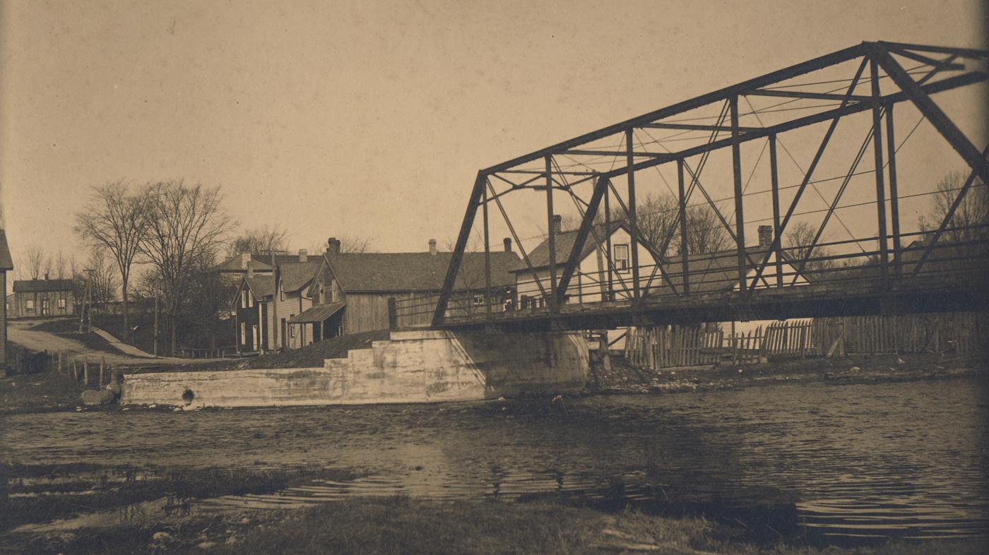 Pinkerton Bridge, Greenock Township