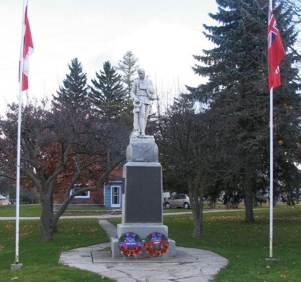 Teeswater Cenotaph