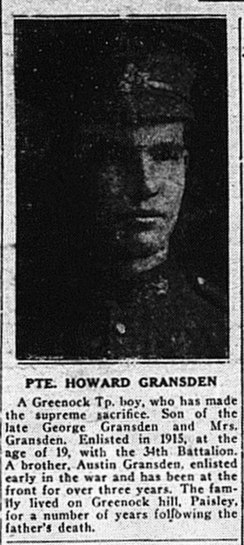 Howard M. Gransden Image