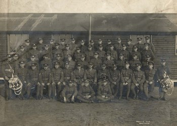 No. 13 Platoon, D Company, 160th Battalion