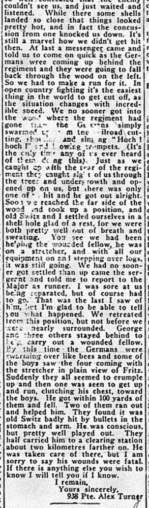 Paisley Advocate, July 3, 1918, p. 5, part 2