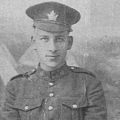 Ernie McDougald, 1914-1918
