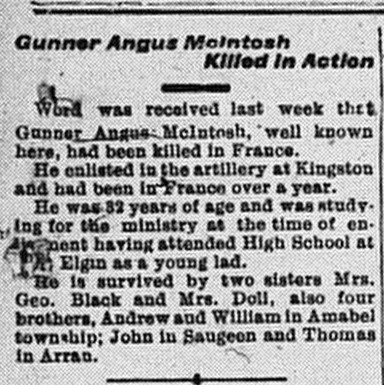 The Port Elgin Times, August 29, 1917